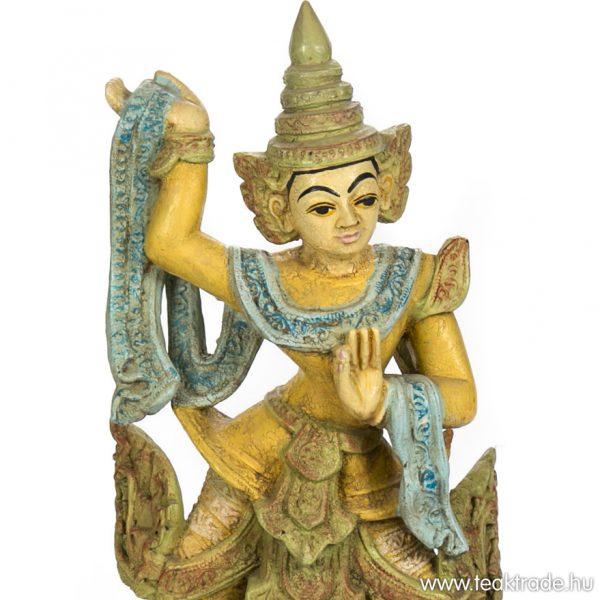 Keleti szent szobor