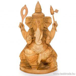 Ganesha szerencsehozó elefánt