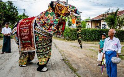 Táncoló Elefánt Fesztivál